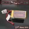 SWIXCORE - 1200 mAh 6S 22.2V 60C Lipo Pack